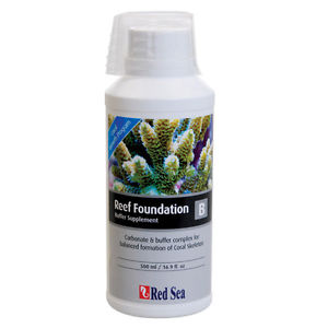 Red Sea Reef Foundation Supplement - B (Alk) - 500 ml