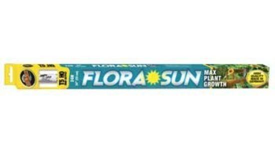 "Zoo Med 5,000K Flora Sun T5-HO Fluorescent Lamp - 24 W - 24"""