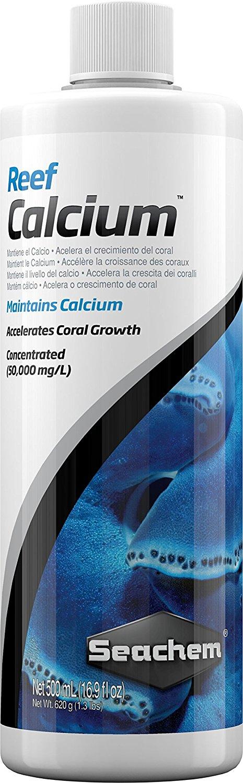 Seachem Reef Calcium - 500 ml