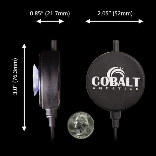 Cobalt Aquatics Phantom Ultrasonic Air Pump Aeration