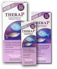 Microbe-Lift Aquarium TheraP - 4 fl oz