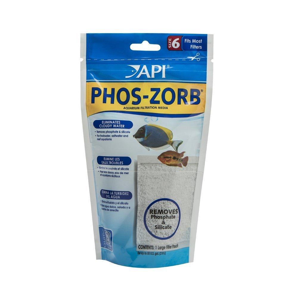 API Phos-Zorb Pouch - Size 6 - 1 pk