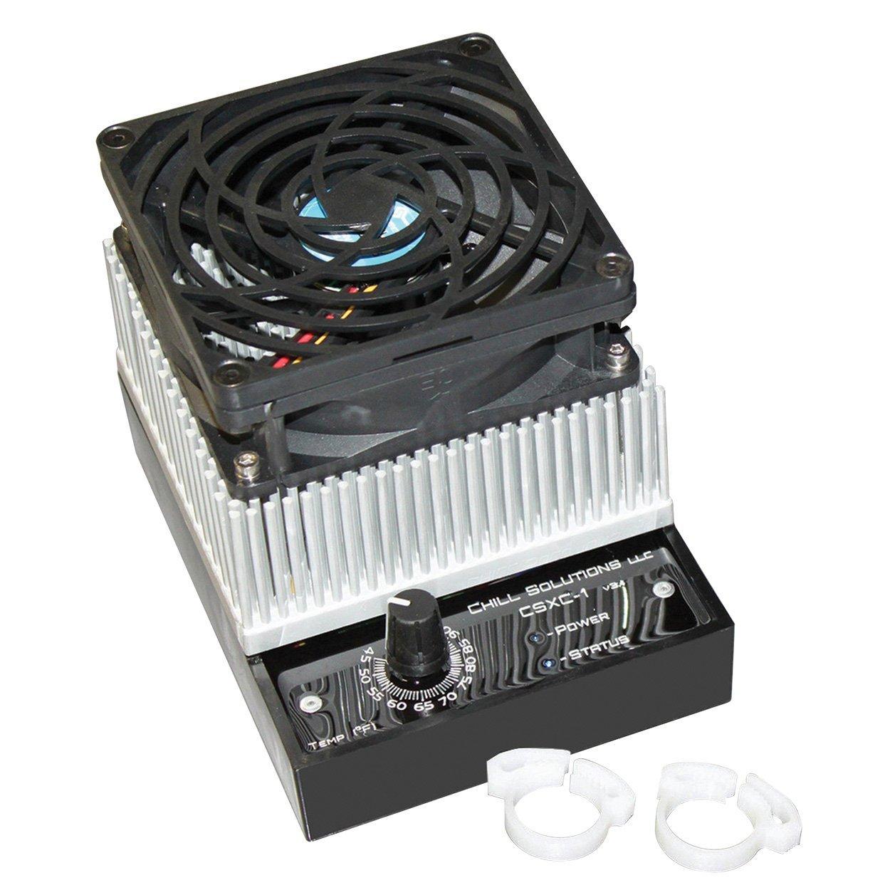 Chill Solutions Thermoelectric Aquarium Chiller - CSXC-1 - Aquarium  Supplies - Chillers