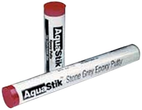 Two Little Fishies AquaStik Epoxy Putty - Stone Grey - 4 oz - Aquarium  Supplies - Propagation Tools