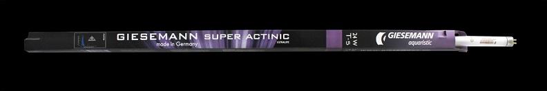 "Giesemann Aquaristic Super Actinic T5 Lamp - 24 W - 24"""