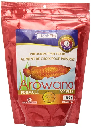 NorthFin Arowana Formula - 3 mm Floating Sticks - 250 g
