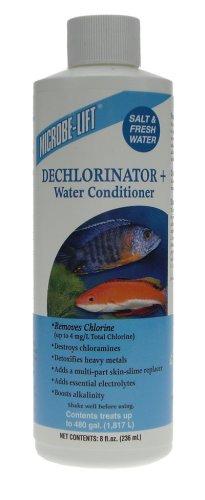 Microbe-Lift Dechlorinator + Water Conditioner - 4 fl oz