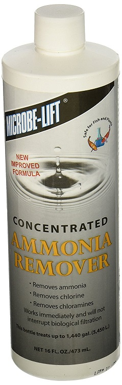Microbe-Lift Ammonia Remover - 4 oz