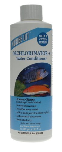 Microbe-Lift Dechlorinator + Water Conditioner - 8 fl oz
