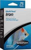Seachem MultiTest - Iron - 75+ Tests