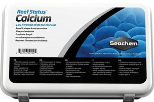 Seachem Reef Status Test Kit - Calcium - 150 Tests