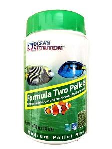 Ocean Nutrition Formula Two Marine Pellets - Medium - 3.5 oz