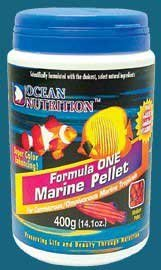 Ocean Nutrition Formula One Marine Pellets - Medium - 14 oz