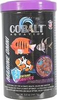 Cobalt Aquatics Marine Omni Flakes Premium Fish Food - 16 oz
