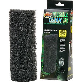 Zoo Med Turtle Clean 75 Coarse Pre-Filter Sponge
