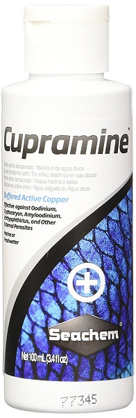 Seachem Cupramine - 50 ml