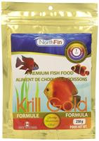 NorthFin Krill Gold - 1 mm Sinking Pellets - 250 g