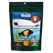 NorthFin Veggie Formula - 1 mm Sinking Pellets - 250 g