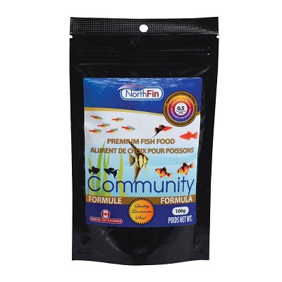 NorthFin Community Formula - 0.5 mm Sinking Pellets - 100 g