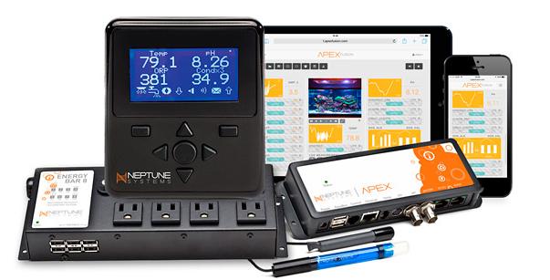 Neptune Apex Base Unit Apex Display Temperature Probe