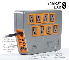 Neptune Energy Bar 832