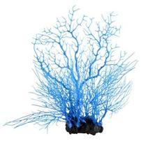 Underwater Treasures Sea Fan Coral - Deep Blue