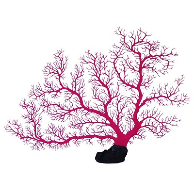 Underwater Treasures Sea Fan Coral - Pink