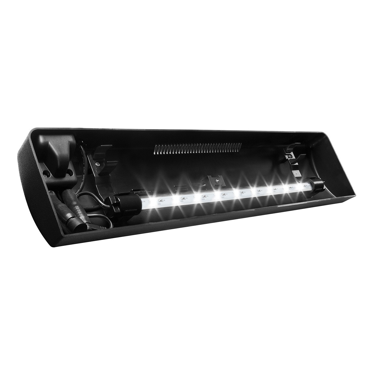 Aqueon LED Strip Light - Black - 36""