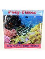 """Poly-Bio Marine Poly Filter Pad - 12"""" x 12"""""""