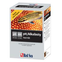 Red Sea pH/Alkalinity Test Kit - 100/55 Tests