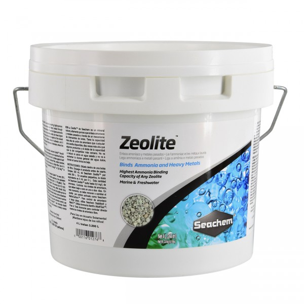 Seachem Zeolite - 4 l