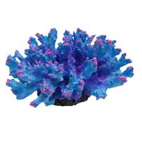 Underwater Treasures Aussie Branch Coral - Blue