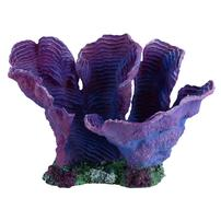 Underwater Treasures Blue Candy Coral