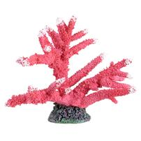 Underwater Treasures Branch Coral - Fire