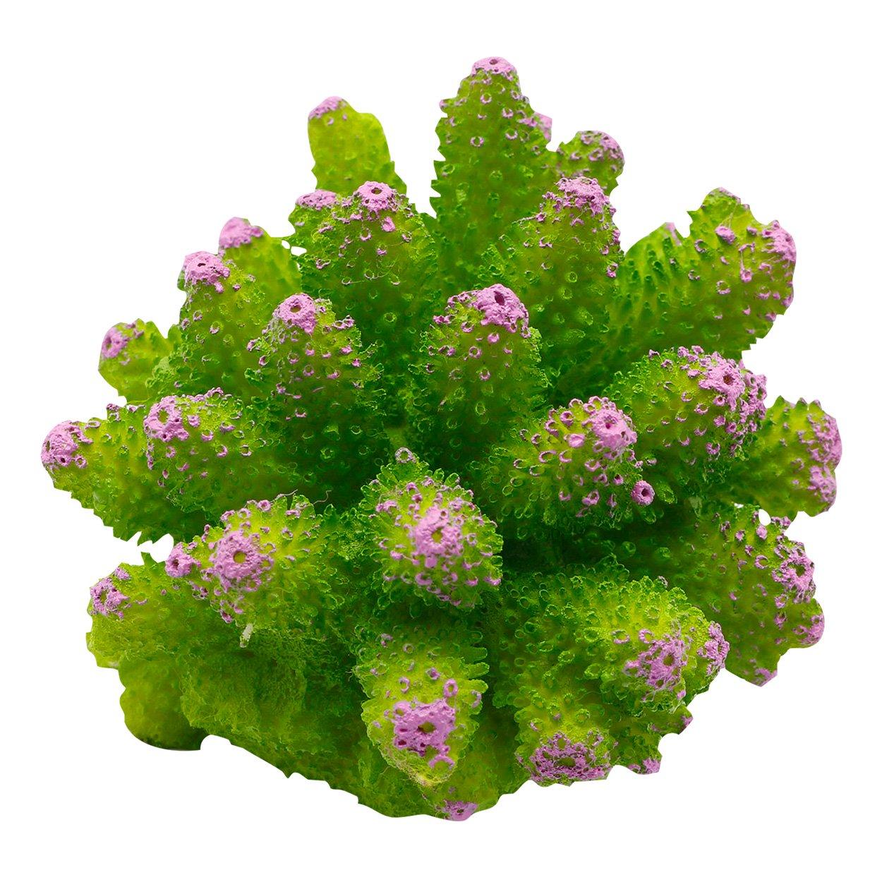 Underwater Treasures Cauliflower Coral - Green