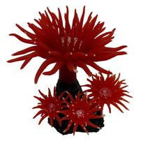 Underwater Treasures Duncan Coral - Fire Red