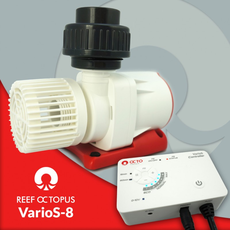 Reef Octopus VarioS 8 Controllable Circulation Pump