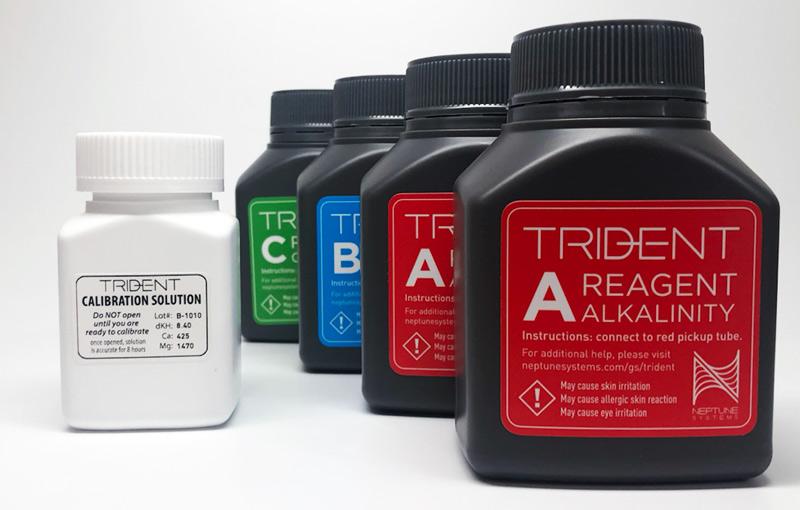 Neptune Trident Reagent 2 Month Kit