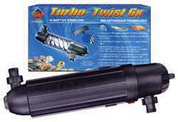 Coralife Turbo Twist UV Sterilizer