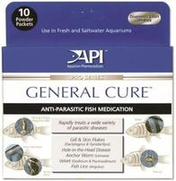 API General Cure Powder Packets - 10 pk