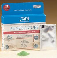 API Fungus Cure Powder Packets - 10 pk