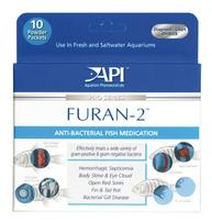 API Furan-2 Powder Packets - 10 pk