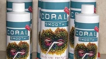 AlgaGen Coral Smoothie - Feed The Frenzy 8 oz.