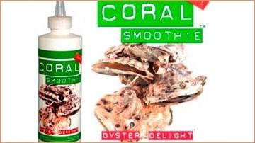 AlgaGen Coral Smoothie - Oyster Delight 8 oz.