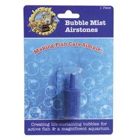 Underwater Treasures Bubble Mist Airstone - Cylindrical - 1 pk