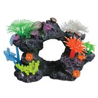 Underwater Treasures Reef Scenery - Style D - Small