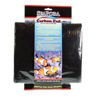 "SeaPora Carbon Pad - 18"" x 10"""