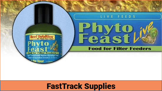 Reef Nutrition Phyto Feast Live 6oz