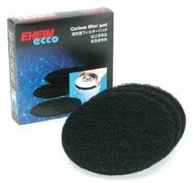 Eheim Carbon Filter Pads for Ecco Canister Filters - 3 pk