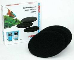 Eheim Carbon Filter Pads for 2211 Canister Filter - 3 pk
